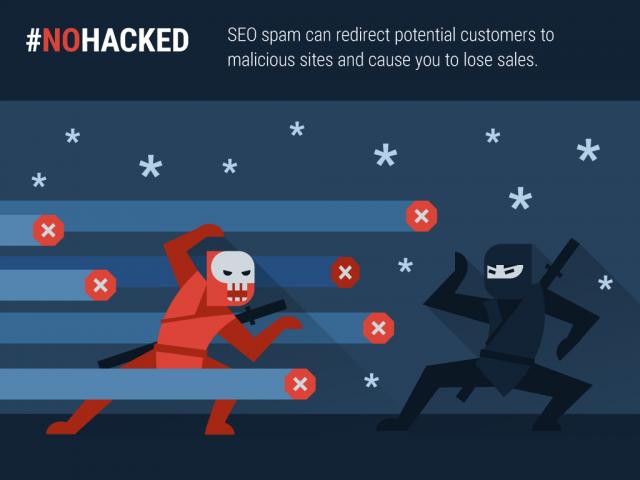 การทำ SEO อาจเป็นสาเหตุหลักที่ทำให้แฮกเกอร์สามารถโจมตีเว็บไซต์เราได้
